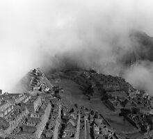 Mysterious Machu Picchu, Peru by Martyn Baker   Martyn Baker Photography