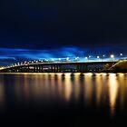 Captain Cook Bridge by Rod Kashubin