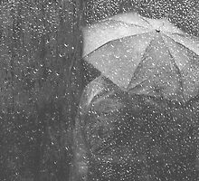 Raining again by cherryannette
