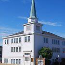 Ripley (WV) United Brethren Church by Bryan D. Spellman