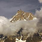 Aiguille du Midi - French Alps by James  Monk