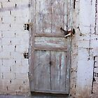 OLD DOOR IN SAN PEDRO by LadyE