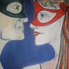 Masked Attraction by Anthea  Slade