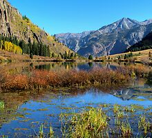 Crystal Lake, Colorado by TheBlindHog