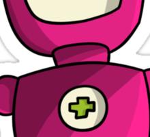 ROBOT PINK Sticker