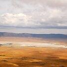 Ngorongoro Crater, UNESCO World Heritage Site by inglesina