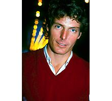 Christopher Reeve Photographic Print