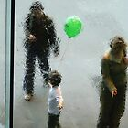 Green balloon by ChristinaR