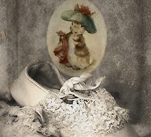 Baby shoes by Rosalie Dale
