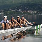 Quad on Lake Varese at Gavirate by Nick GARRATT