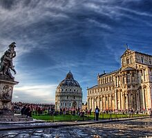 The Bapitsty in Pisa by NeilAlderney