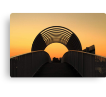 The Overpass  Canvas Print