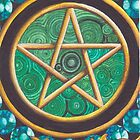 Ace of Pentacles by Kate Morris