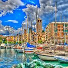 Port of Savona by oreundici