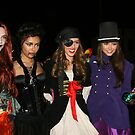 celebs of holloween  by loyaltyphoto