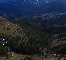 Mountain Country, Waldo Canyon, CO 2009 by J.D. Grubb