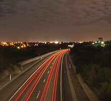 Southern Expressway 1 by Topher Webb