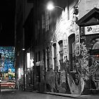 Hosier Lane, Melbourne by Emma  Smith