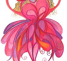 Petals Pirouette by MelDavies