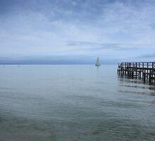 A calm voyage by MakaraUK
