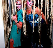 Zombie Dolls by Carl Osbourn