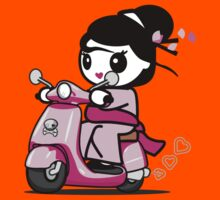 Scooter Geisha Kids Clothes