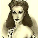 Bloody Scarlett ( Original Version ) by John Dicandia  ( JinnDoW )
