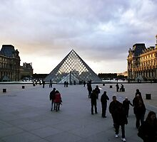 Musée du Louvre  by Stephanie Stengel | stelonature photography