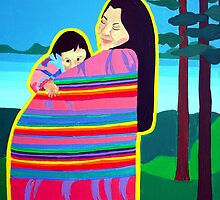 Mother And Child 6 by jamiewinter