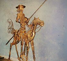 Quijote by dmcart