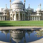 Brighton Royal Pavilion  by mikebov