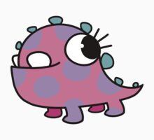 Baby Monster - The Spotty One by Meep