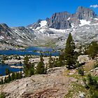 Ansel Adams Wilderness by Talo Pinto