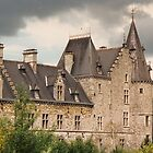 Beautiful Belgian Castles by Gilberte