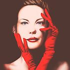Red Liv Tyler by sbcuknowme
