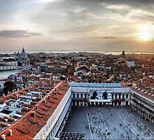 Venice panorama  West by andreisky