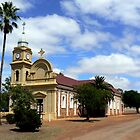 Abbey Church, New Norcia Monastery by Graeme  Hyde