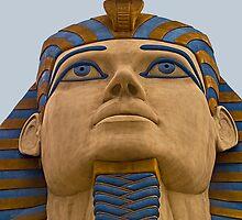 The Sphinx of Vegas by Memaa