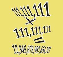 Math Shirt by GolemAura