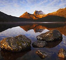Autumn Morning at Cradle Mountain by Mark Shean