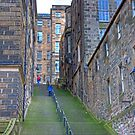 Warriston's Close by Tom Gomez