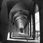 Corridor of Light & Shadows by Steve Silverman