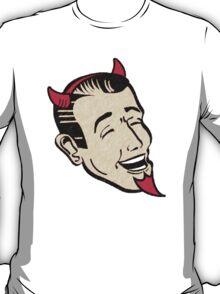 Grinning Red Devil T-Shirt