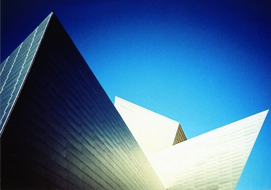 Denver Art Museum by gmart