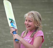 A Keen Cricketer by Karina  Cooper