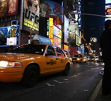 NYC - living the American corporate dream by Amanda Pokoyoway