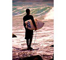 SERENITY SURF Photographic Print
