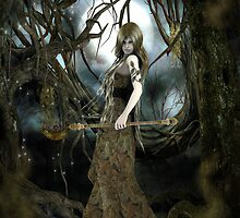 Faerie by Rose Moxon