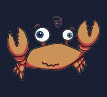 Crazy Crab by abcanimals