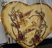 Heart Of Love by cjsheena